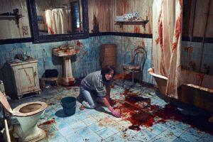 Wenn der Begriff Blutbad eine völlig neue Bedeutung bekommt - 5 Zimmer Küche Sarg - ein Dokumentarfilm über Vampire in Neuseeland