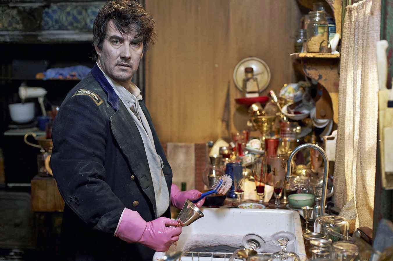 Vampire spülen nicht. Oder etwa doch? - 5 Zimmer Küche Sarg - ein Dokumentarfilm aus Neuseeland