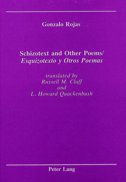 Schizotext and Other Poems / Esquizotexto y Otros Poemas   Bundesamt für magische Wesen