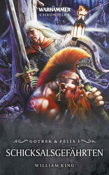 Warhammer - Gotrek & Felix 01 | Bundesamt für magische Wesen