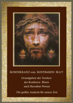 Rosenkranz vom Kostbaren Blut | Bundesamt für magische Wesen