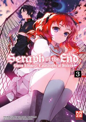 Seraph of the End - Guren Ichinose Catastrophe at Sixteen 03