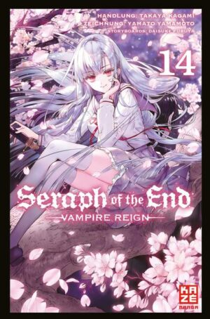 Seraph of the End 14: Vampire Reign