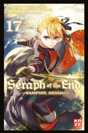 Seraph of the End 17: Vampire Reign