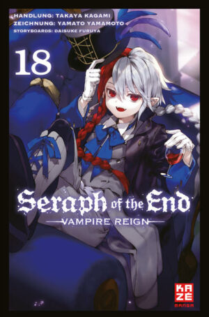 Seraph of the End 18: Vampire Reign