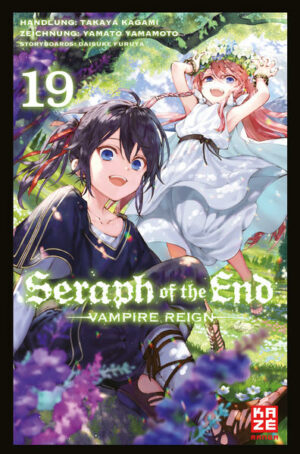 Seraph of the End 19: Vampire Reign