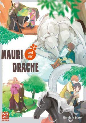 Mauri und der Drache 01 | Bundesamt für magische Wesen