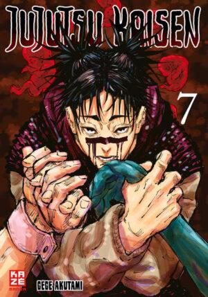Jujutsu Kaisen 7 | Bundesamt für magische Wesen