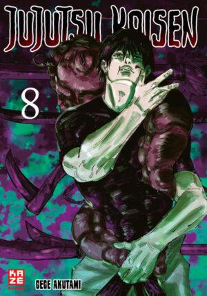 Jujutsu Kaisen 8 | Bundesamt für magische Wesen