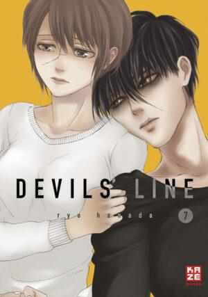 Devils' Line 07   Bundesamt für magische Wesen