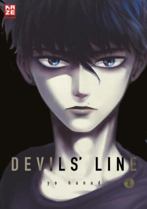 Devils' Line 08   Bundesamt für magische Wesen