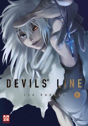 Devils' Line 09   Bundesamt für magische Wesen