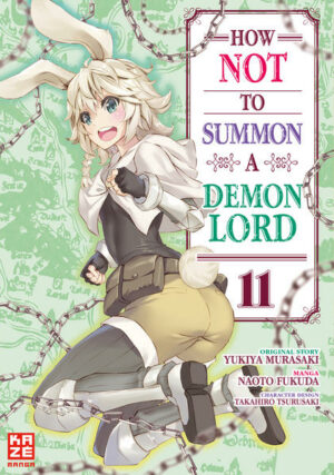 How NOT to Summon a Demon Lord 11