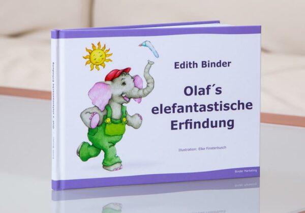 Olaf´s elefantastische Erfindung   Bundesamt für magische Wesen