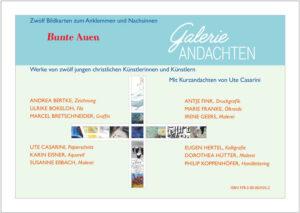 Galerie Andachten | Bundesamt für magische Wesen