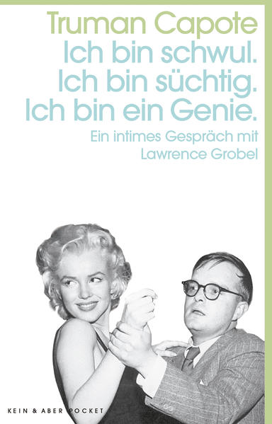 Ich bin schwul. Ich bin süchtig. Ich bin ein Genie.: Ein intimes Gespräch mit Lawrence Grobel | Bundesamt für magische Wesen