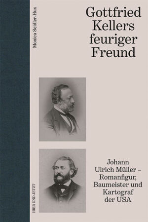 Gottfried Kellers feuriger Freund   Bundesamt für magische Wesen