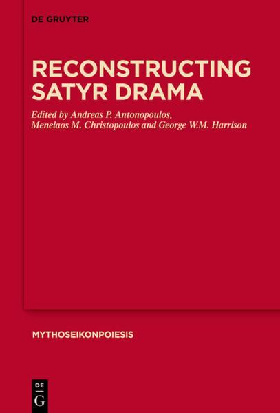 Reconstructing Satyr Drama   Bundesamt für magische Wesen