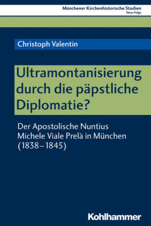 Ultramontanisierung durch die päpstliche Diplomatie?   Bundesamt für magische Wesen