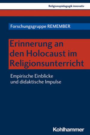 Erinnerung an den Holocaust im Religionsunterricht   Bundesamt für magische Wesen