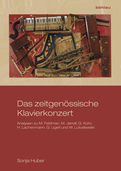 Das zeitgenössische Klavierkonzert: Analysen zu M. Feldman