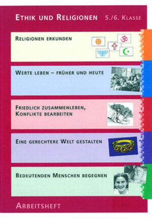 Ethik und Religionen 5./6. Klasse Schülerheft