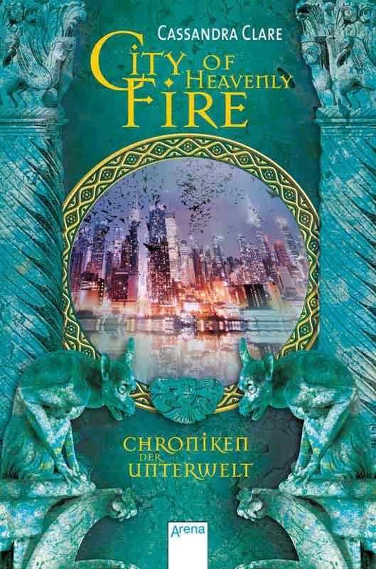 Chroniken der Unterwelt 6: City of Heavenly Fire | Bundesamt für magische Wesen