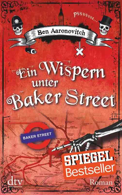 Ein Wispern unter Baker Street | Bundesamt für magische Wesen