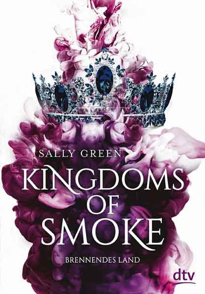Kingdoms of Smoke - Brennendes Land   Bundesamt für magische Wesen