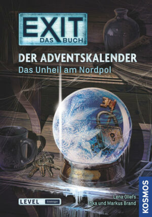 Exit - Das Buch: Der Adventskalender | Bundesamt für magische Wesen
