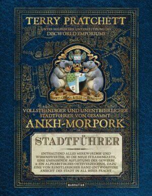 Vollsthändiger und unentbehrlicher Stadtführer von gesammt Ankh-Morpork | Bundesamt für magische Wesen