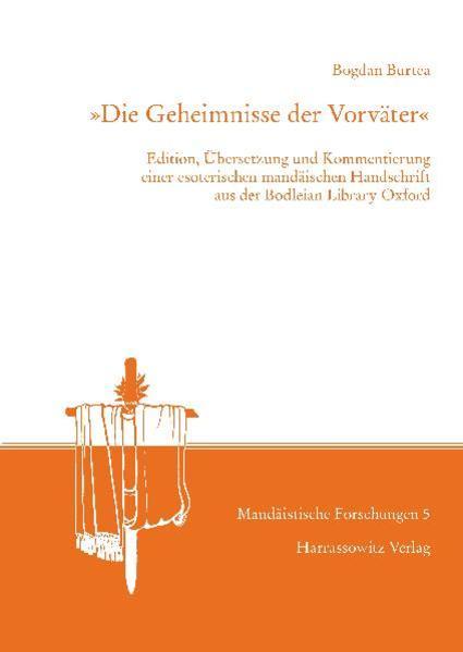 """""""Die Geheimnisse der Vorväter""""   Bundesamt für magische Wesen"""