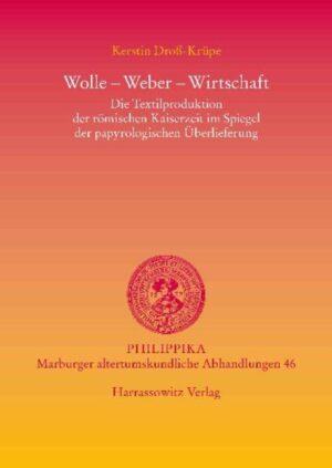 Wolle – Weber – Wirtschaft | Bundesamt für magische Wesen