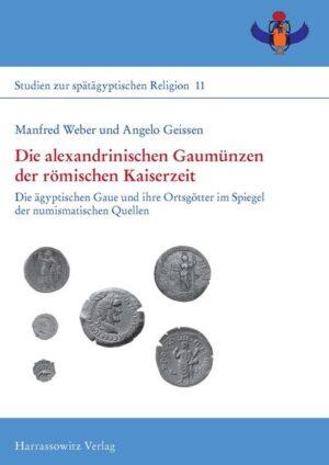Die alexandrinischen Gaumünzen der römischen Kaiserzeit   Bundesamt für magische Wesen