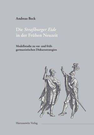 Die Straßburger Eide in der Frühen Neuzeit   Bundesamt für magische Wesen
