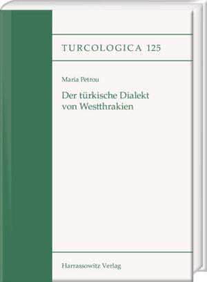 Der türkische Dialekt von Westthrakien