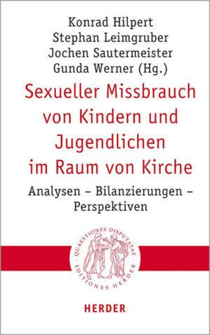 Sexueller Missbrauch von Kindern und Jugendlichen im Raum von Kirche | Bundesamt für magische Wesen