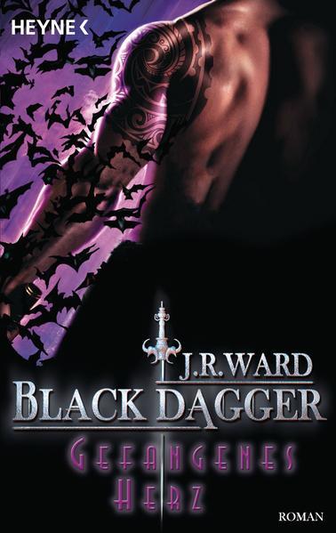 Black Dagger 25: Gefangenes Herz | Bundesamt für magische Wesen