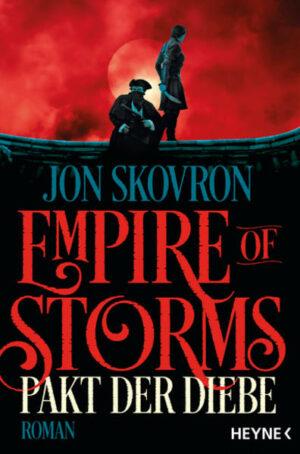 Empire of Storms - Pakt der Diebe | Bundesamt für magische Wesen