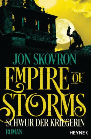 Empire of Storms - Schwur der Kriegerin | Bundesamt für magische Wesen