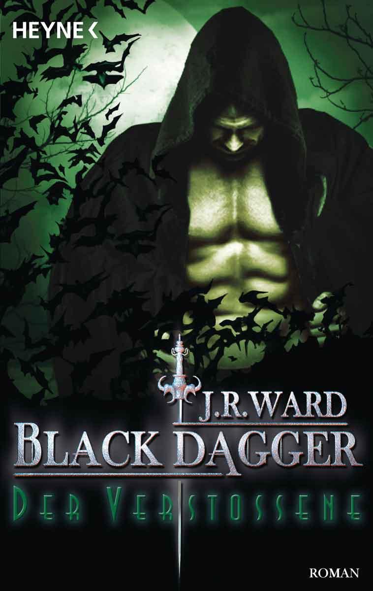 Black Dagger 30: Der Verstoßene | Bundesamt für magische Wesen