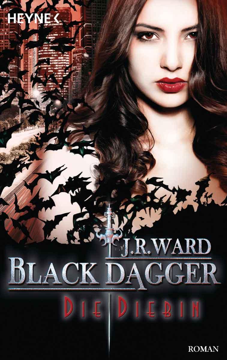 Black Dagger 31: Die Diebin | Bundesamt für magische Wesen