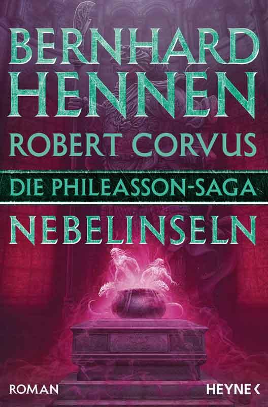 Die Phileasson-Saga 10: Nebelinseln   Bundesamt für magische Wesen