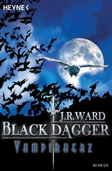Black Dagger 8: Vampirherz | Bundesamt für magische Wesen