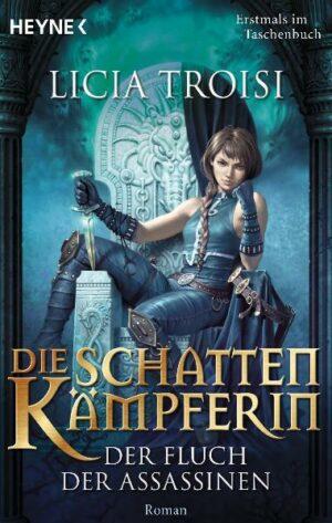 Die Schattenkämpferin 3 - Der Fluch der Assassinen | Bundesamt für magische Wesen