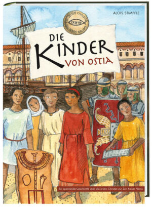 Die Kinder von Ostia | Bundesamt für magische Wesen