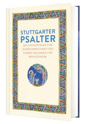 Stuttgarter Psalter | Bundesamt für magische Wesen