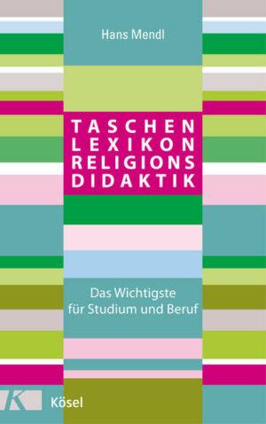 Taschenlexikon Religionsdidaktik | Bundesamt für magische Wesen