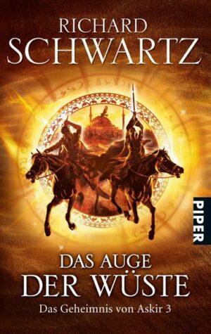 Das Geheimnis von Askir 3: Das Auge der Wüste | Bundesamt für magische Wesen