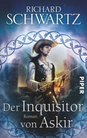 Die Götterkriege 5: Der Inquisitor von Askir | Bundesamt für magische Wesen